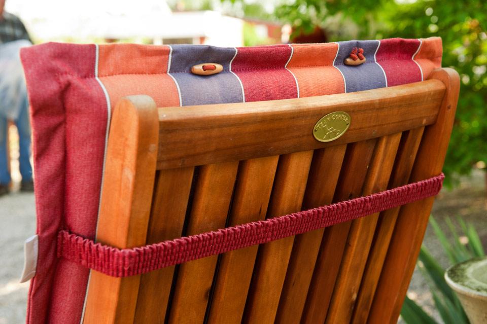 gartenm bel garnitur mit auflagen akazie holz wie teak balkonm bel sitzgruppe 89 ebay. Black Bedroom Furniture Sets. Home Design Ideas