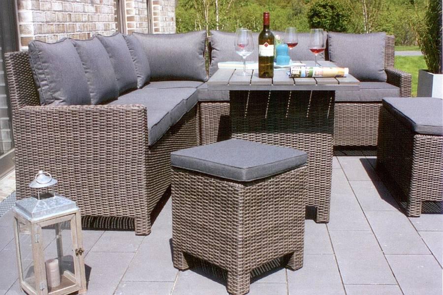 Gartenmobel kunststoff lounge interessante ideen f r die gestaltung von - Gartenmobel design lounge ...